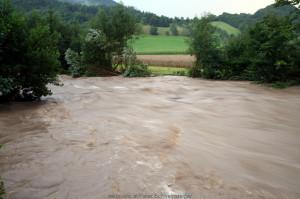 Hochwasser 3.8.2014