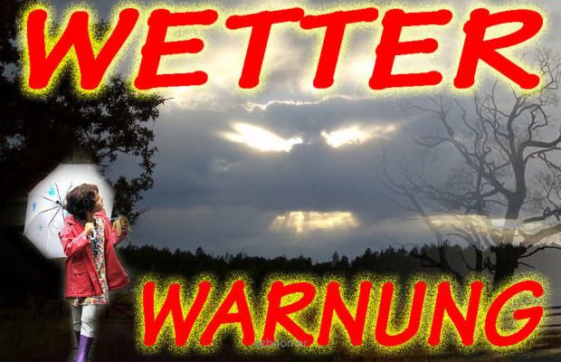 Wetter Warnung