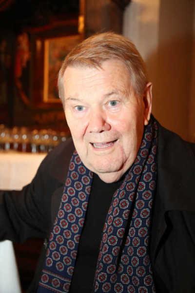 Kammerschauspieler Rudolf Buczolich