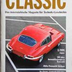 10 Jahre AUSTRO CLASSIC Das Magazin feierte im Jänner 2001 sein 10-jähriges Bestehen