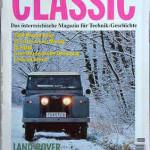 Im Dezember 2001 gabs das letzte Heft zum Schillingpreis (78,- öS / bzw. 5,66 €)