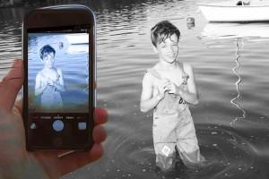 Damit man mit dem Handy auf Reisen nicht baden geht... | ©: T-Mobile