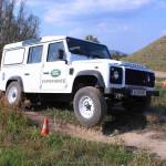 LAND ROVER DEFENDER - ein Geländewagen ohne Kompromisse