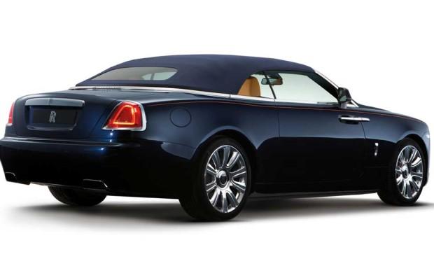 Rolls-Royce Dawn | ©: Rolls-Royce Motor Cars / simon clay
