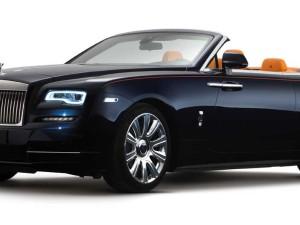 Rolls-Royce Motor Cars präsentiert neuen Viersitzer im offenen Super-Luxus-Segment. Ab dem 15. September 2015 wird der Rolls-Royce Dawn auf der Frankfurter Motorshow in der Rolls-Royce Villa, Halle 11, zu sehen sein.   ©: Rolls-Royce Motor Cars