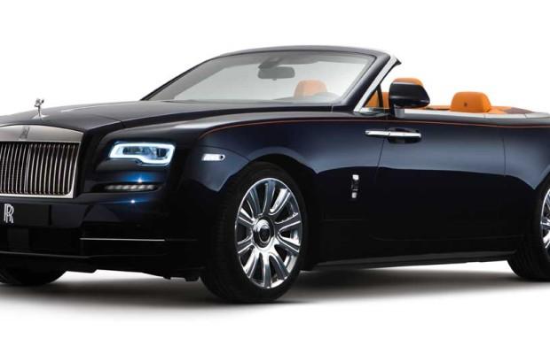 Rolls-Royce Motor Cars präsentiert neuen Viersitzer im offenen Super-Luxus-Segment. Ab dem 15. September 2015 wird der Rolls-Royce Dawn auf der Frankfurter Motorshow in der Rolls-Royce Villa, Halle 11, zu sehen sein. | ©: Rolls-Royce Motor Cars