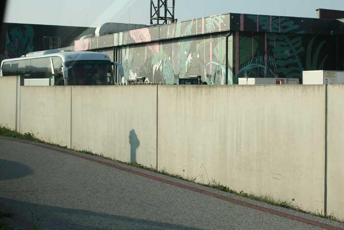 Transitlager Leobersdorf | ©: Zeit im Blick