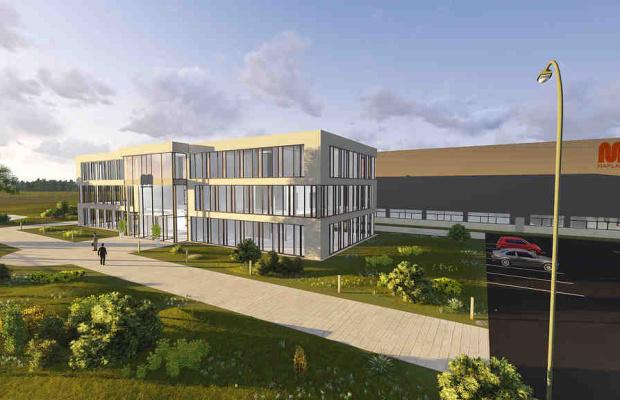 Das neue MAPLAN Gebäude in Kottingbrunn | ©: Goldbeck-Rhomberg GmbH