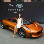 Globale Enthüllung des Jaguar Land Rover Bond Cars