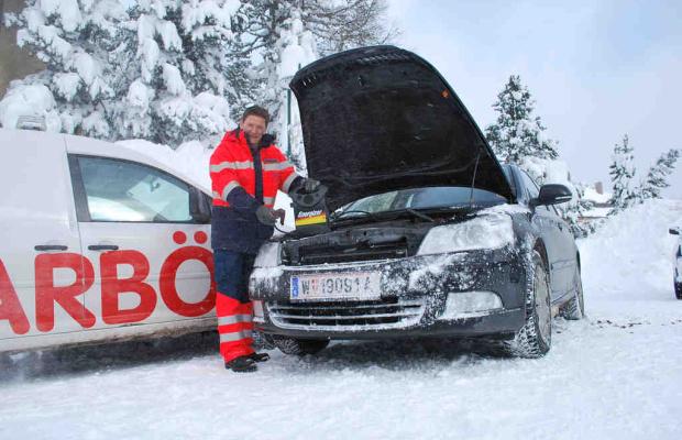 Der ARBÖ hilft nicht nur bei streikenden Batterien | ©: ARBÖ