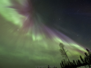 Bilder vom C-Flare aus Mittelschweden am 17/18.03.2015 | ©: Serian T. Kallweit