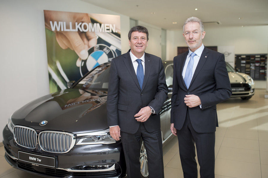 BMW Group in Österreich/APA-Fotoservice/Hörmandinger Fotograf/in: Martin Hörmandinger