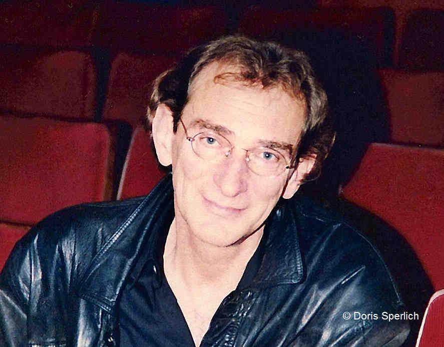 Ludwig Hirsch im Stadttheater Berndorf | © Doris Sperlich