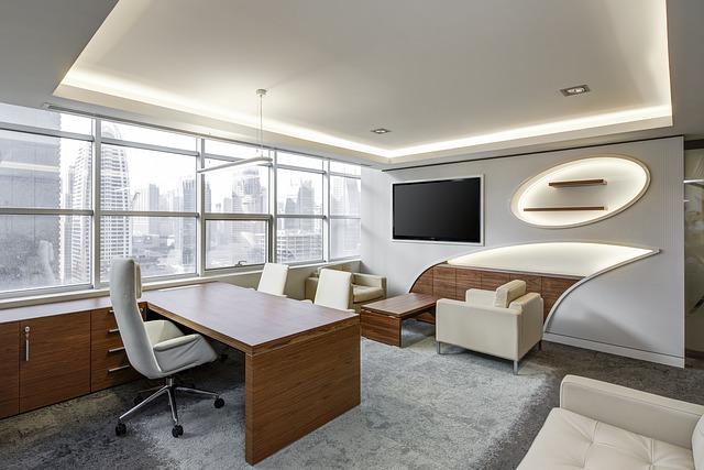 Büros von heute sind moderne Kommunikationszentralen, von Profis wie OTTO Office für Profis designt | bjaved98 / Pixabay