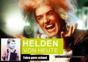 Falco Privatstiftung startet Talent-Wettbewerb für Schüler