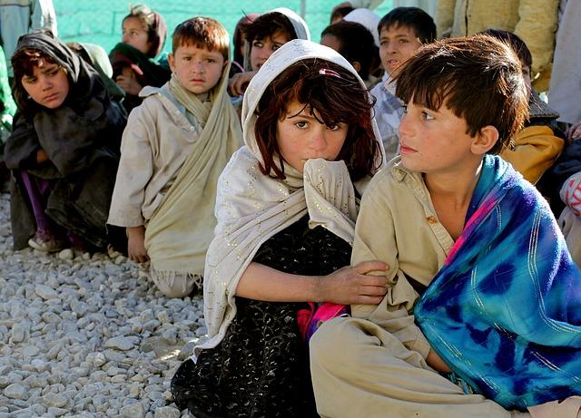 Kinder, unbegleitete minderjährige Flüchtlinge