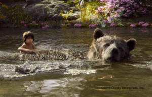 THE JUNGLE BOOK: MOWGLI and BALOO. | ©2016 Disney Enterprises, Inc. All Rights Reserved.