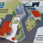 Neugestaltung Kirchenplatz Weissenbach
