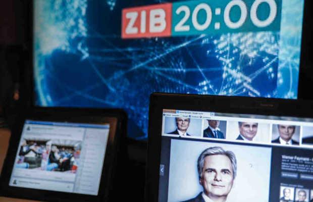 ORF Berichte Rücktritt Faymann