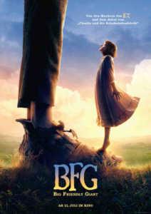 Teaser Plakat BFG - BIG FRIENDLY GIANT | © 2016 Constantin Film Verleih GmbH