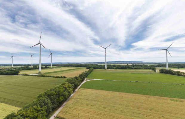 Eröffnung Windpark Pottendorf