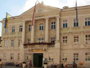 Rathaus Baden bei Wien | Foto von Karl Gruber