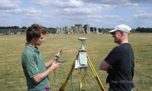 Der Einsatz von High-Tech-Methoden made in Austria ermöglichte faszinierende Einblicke in die Entstehungsgeschichte von Stonehenge und brachte Sensationelles zutage   Foto: ORF/Interspot/LBi