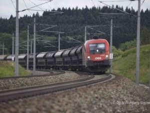 ÖBB Gütertransport (Symbolbild) | © ÖBB/Wolfgang Steiner