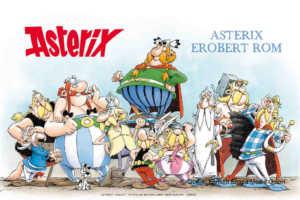 Asterix erobert Rom - Ein unvergleichliches Abenteuer in NEUER Ausgabe ab 3. November 2016   © Quelle: obs/Egmont Ehapa Media GmbH