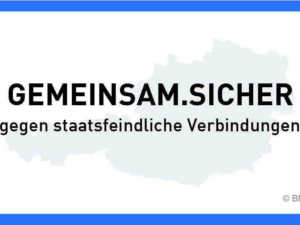 GEMEINSAM.SICHER in Österreich