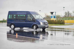 Fahrtechnik: Anziehungskraft der Naturgesetze