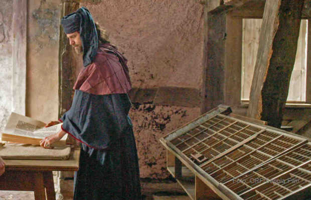 Gutenberg - Genie und Geschäftsmann