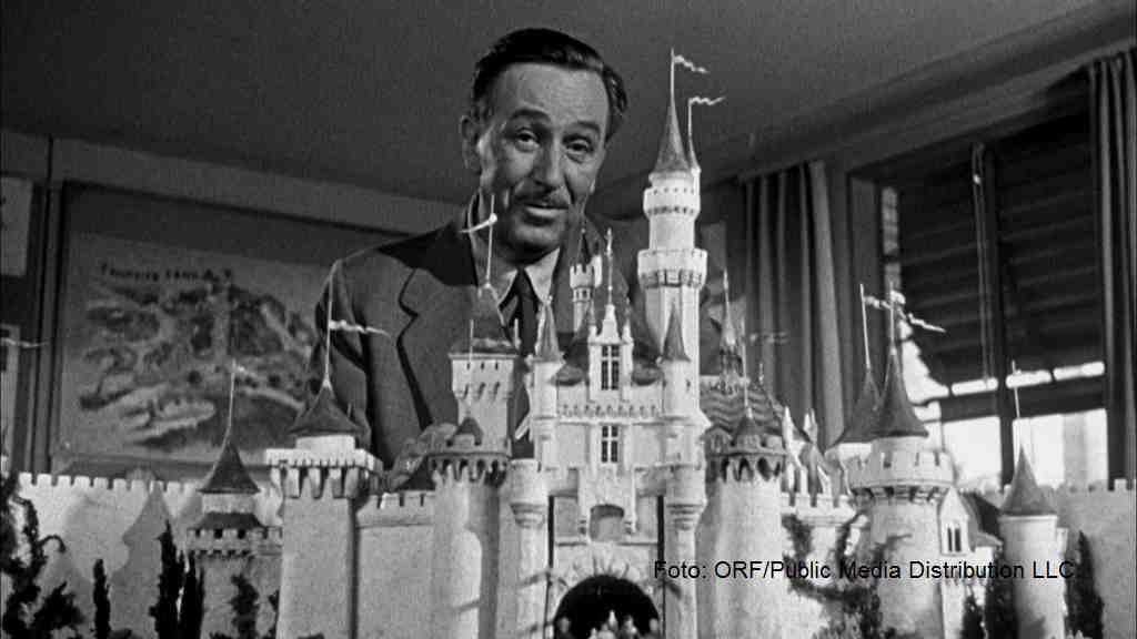 Walt Disney - Der Zauberer