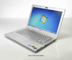 Windows 7 läuft dzt. auf über 40 % aller Rechner