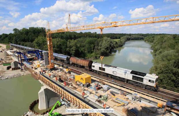 Deutsche Bahn - Ingenieure gesucht | Foto © Deutsche Bahn AG / Uwe Miethe