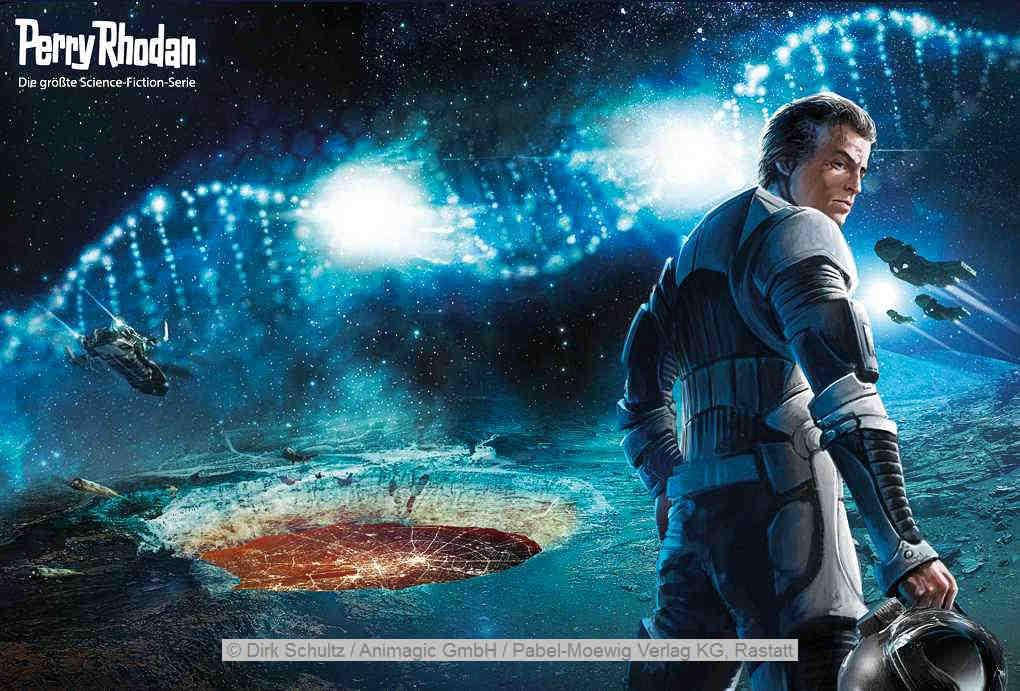 PR 2900 Das kosmische Erbe