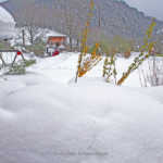 Winter nach Ostern 2017