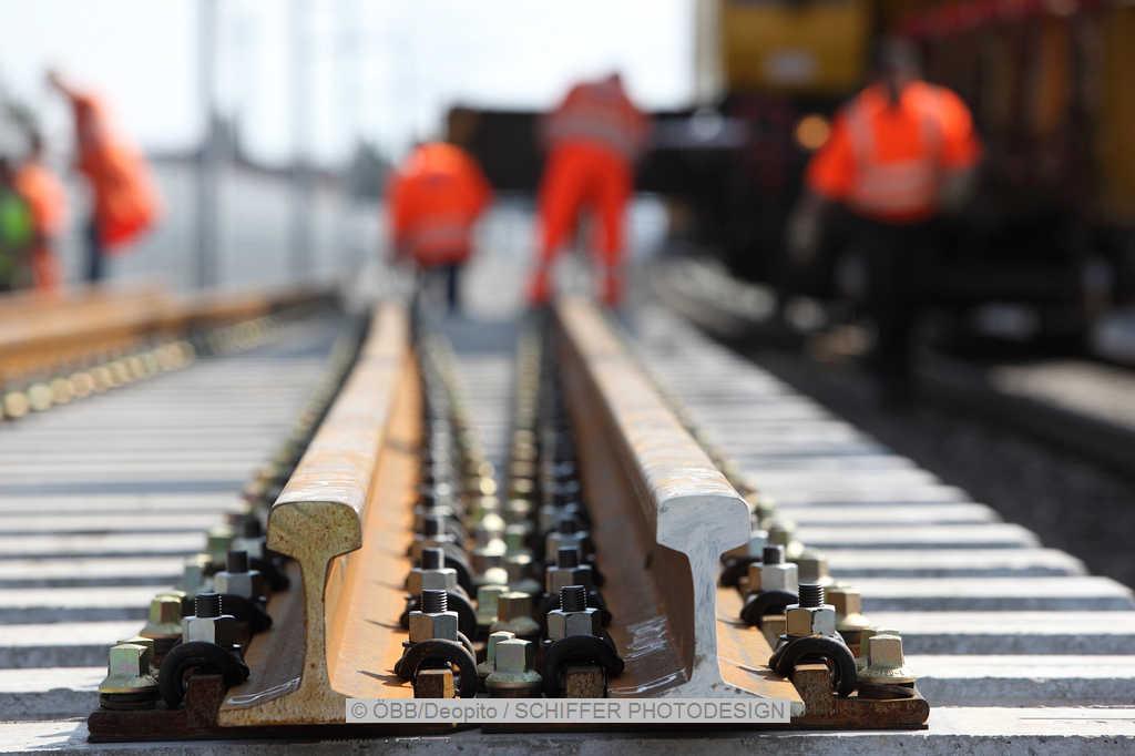 Gleisanlagen | © ÖBB/Deopito / SCHIFFER