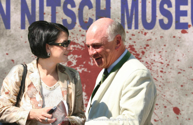 Die Blutsbrüder des Hermann Nitsch