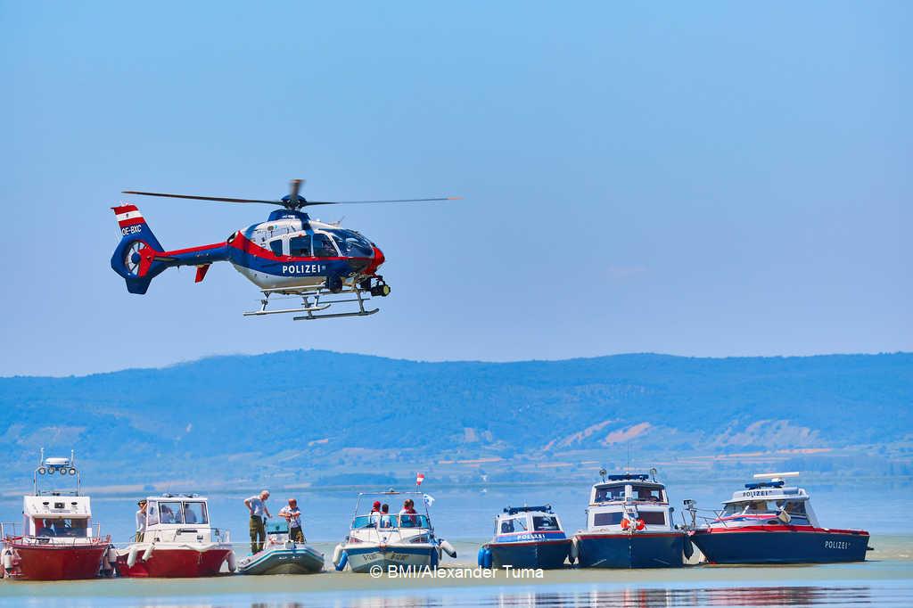 Neusiedler See wird zur Sicherheitsregion