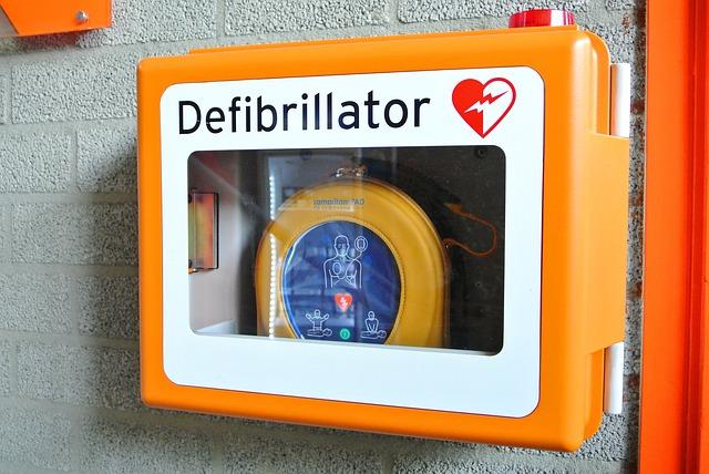 Defibrillator 1497604153