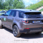 Land Rover Experience Tour u. Jaguar Art of Performance Tour Teesdorf 2017