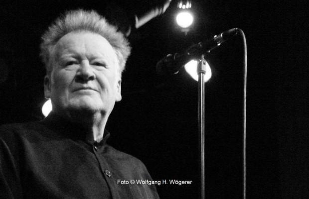 Wilfried Scheutz (24. Juni 1950 / † 16. Juli 2017) | Foto © Wolfgang H. Wögerer