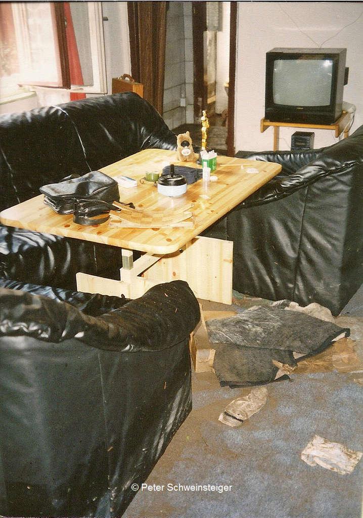 Hochwasser Juli 1997 Weissenbach