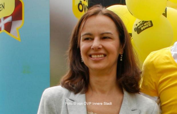 Sophie Karmasin   Foto © von ÖVP Innere Stadt