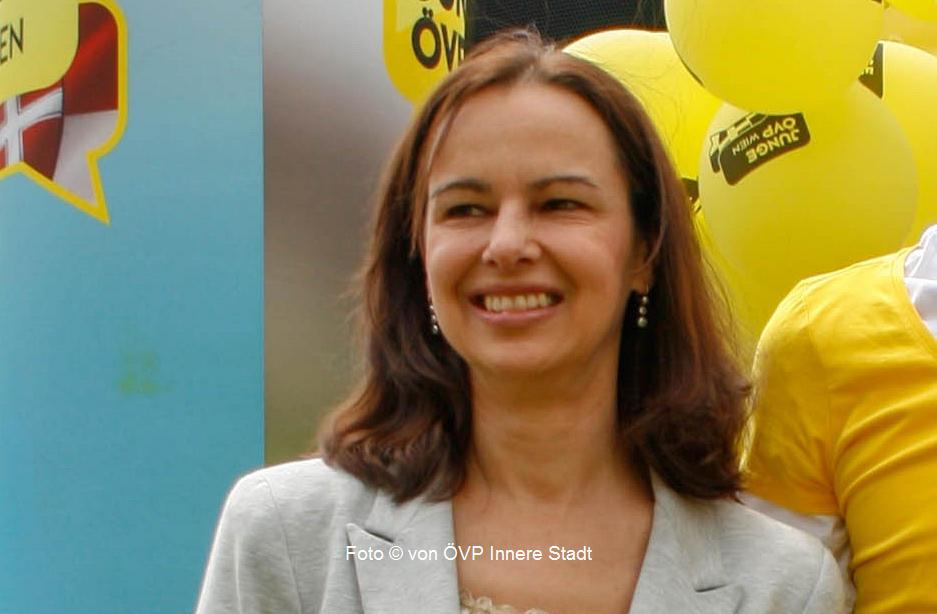 Sophie Karmasin | Foto © von ÖVP Innere Stadt