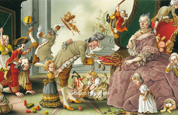 Karikaturmuseum Krems: Für das Leben lernen