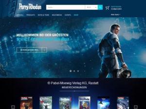 Perry Rhodan Website
