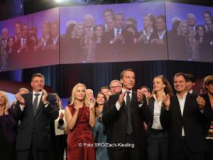 Wahlkampf-Auftakt der SPÖ in Graz | © Foto: SPÖ/Zach-Kiesling