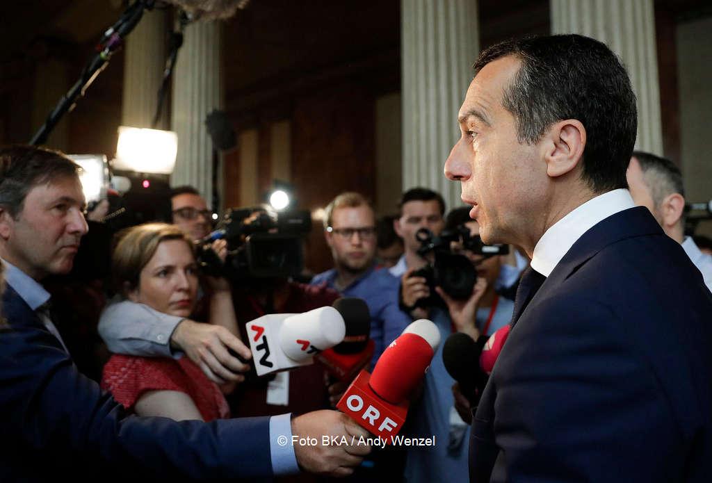Christian Kern - Bundeskanzler der Republik Österreich | © Foto BKA / Andy Wenzel